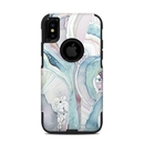 DecalGirl OCXS-ABORGANIC OtterBox Commuter iPhone X-XS Case Skin - Abstract Organic (Skin Only)