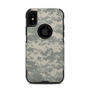 DecalGirl OCXS-ACUCAMO OtterBox Commuter iPhone X-XS Case Skin - ACU Camo (Skin Only)