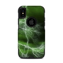 DecalGirl OCXS-APOC-GRN OtterBox Commuter iPhone X-XS Case Skin - Apocalypse Green (Skin Only)