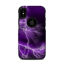 DecalGirl OCXS-APOC-PRP OtterBox Commuter iPhone X-XS Case Skin - Apocalypse Violet (Skin Only)