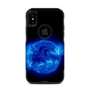 DecalGirl OCXS-BGIANT OtterBox Commuter iPhone X-XS Case Skin - Blue Giant (Skin Only)