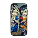 DecalGirl OSA11-ALCSNW OtterBox Symmetry iPhone 11 Case Skin - Alice & Snow White (Skin Only)
