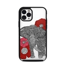 DecalGirl OSA11P-THEELE OtterBox Symmetry iPhone 11 Pro Case Skin - The Elephant (Skin Only)