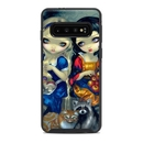 DecalGirl OSS10-ALCSNW OtterBox Symmetry Galaxy S10 Case Skin - Alice & Snow White (Skin Only)