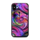 DecalGirl OSXSM-MARBLES OtterBox Symmetry iPhone XS Max Case Skin - Marbles (Skin Only)