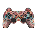 DecalGirl PS3C-CARNIVALPAISLEY PS3 Controller Skin - Carnival Paisley (Skin Only)