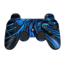 DecalGirl PS3C-CERUL PS3 Controller Skin - Cerulean (Skin Only)