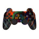 DecalGirl PS3C-CLRWHEEL PS3 Controller Skin - Color Wheel (Skin Only)