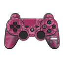 DecalGirl PS3 Controller Skin - Pink Lace (Skin Only)