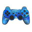 DecalGirl PS3C-SDOLPHINS PS3 Controller Skin - Swimming Dolphins (Skin Only)