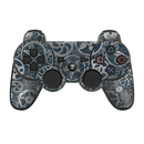 DecalGirl PS3C-SLVRGEARS PS3 Controller Skin - Silver Gears (Skin Only)