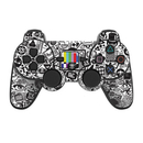DecalGirl PS3C-TVKILLS PS3 Controller Skin - TV Kills Everything (Skin Only)