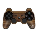 DecalGirl PS3C-WGS PS3 Controller Skin - Wooden Gaming System (Skin Only)