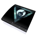 DecalGirl PS3S-HYPERION PS3 Slim Skin - Hyperion (Skin Only)