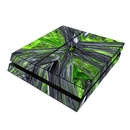DecalGirl PS4-ABST-GRN Sony PS4 Skin - Emerald Abstract (Skin Only)