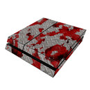 DecalGirl PS4-ACCIDENT Sony PS4 Skin - Accident (Skin Only)