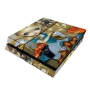 DecalGirl PS4-ALICEDALI Sony PS4 Skin - Alice in a Dali Dream (Skin Only)