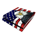 DecalGirl PS4-AMERICANEAGLE Sony PS4 Skin - American Eagle (Skin Only)