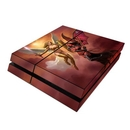 DecalGirl PS4-ANGVSDEM Sony PS4 Skin - Angel vs Demon (Skin Only)