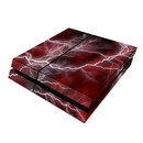 DecalGirl PS4-APOC-RED Sony PS4 Skin - Apocalypse Red (Skin Only)