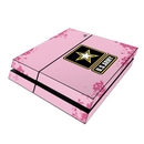 DecalGirl PS4-ARMY-PNK Sony PS4 Skin - Army Pink (Skin Only)