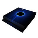 DecalGirl Sony PS4 Skin - Blue Star Eclipse (Skin Only)