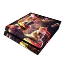DecalGirl PS4-BURGERCATS Sony PS4 Skin - Burger Cats (Skin Only)
