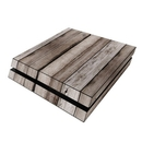 DecalGirl PS4-BWOOD Sony PS4 Skin - Barn Wood (Skin Only)