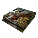 DecalGirl PS4-CLKWRKDRG Sony PS4 Skin - Clockwork Dragonling (Skin Only)