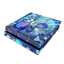 DecalGirl PS4-COMEIN Sony PS4 Skin - We Come in Peace (Skin Only)