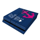DecalGirl PS4-DANCHOR Sony PS4 Skin - Drop Anchor (Skin Only)