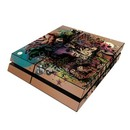 DecalGirl PS4-DBLOOM Sony PS4 Skin - Doom and Bloom (Skin Only)