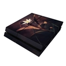 DecalGirl PS4-DELICATE Sony PS4 Skin - Delicate Bloom (Skin Only)