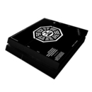 DecalGirl PS4-DHARMA-BLK Sony PS4 Skin - Dharma Black (Skin Only)
