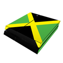 DecalGirl Sony PS4 Skin - Jamaican Flag (Skin Only)