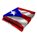 DecalGirl Sony PS4 Skin - Puerto Rican Flag (Skin Only)