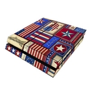 DecalGirl PS4-FLAGPWORK Sony PS4 Skin - Flag Patchwork (Skin Only)