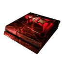 DecalGirl PS4-GHOST-RED Sony PS4 Skin - Ghost Red (Skin Only)