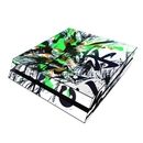DecalGirl PS4-GRN1 Sony PS4 Skin - Green 1 (Skin Only)
