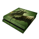 DecalGirl Sony PS4 Skin - Green Dragon (Skin Only)