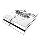 DecalGirl PS4-LONERIDER Sony PS4 Skin - Lone Rider (Skin Only)