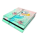 DecalGirl PS4-MERKITLEI Sony PS4 Skin - Merkitten with Lei (Skin Only)