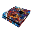 DecalGirl PS4-MMADNESS Sony PS4 Skin - Music Madness (Skin Only)