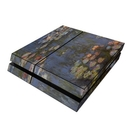 DecalGirl PS4-MON-WLILIES Sony PS4 Skin - Monet - Water lilies (Skin Only)