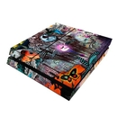 DecalGirl PS4-MONK Sony PS4 Skin - The Monk (Skin Only)