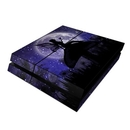 DecalGirl PS4-MOONLITF Sony PS4 Skin - Moonlit Fairy (Skin Only)