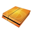 DecalGirl PS4-MTRE Sony PS4 Skin - Moire Trefoil (Skin Only)