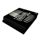 DecalGirl PS4-NVRQUIT Sony PS4 Skin - Never Quit (Skin Only)