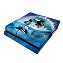 DecalGirl PS4-ORCAWAVE Sony PS4 Skin - Orca Wave (Skin Only)