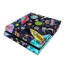 DecalGirl PS4-OSPACE Sony PS4 Skin - Out to Space (Skin Only)